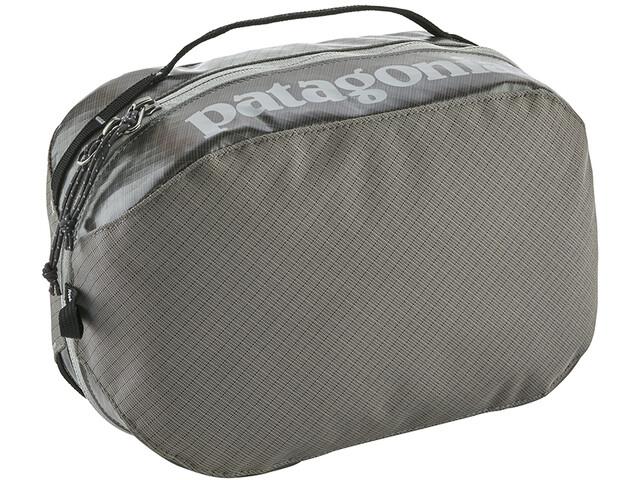 Patagonia Black Hole Cube Toiletry Bag Medium hex grey